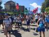 Panama - Un'immagine di giovani in marcia alle precedenti GMG