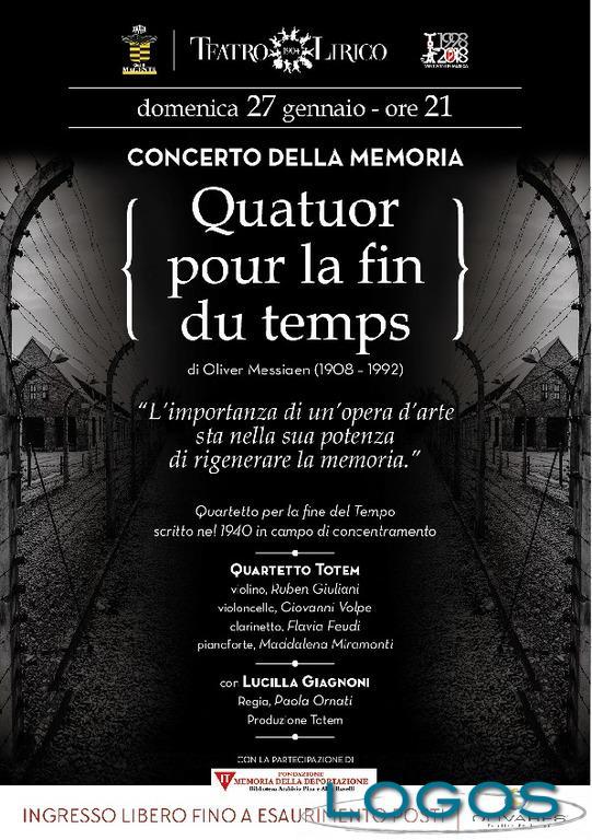 Magenta - 'Quatuor pour la fin du temps', concerto 2019