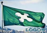 Territorio - La bandiera della Lombardia (Foto internet)