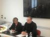 Busto Garolfo - Susanna Biondi durante la presentazione di sabato scorso