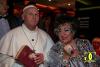 Storie - Miranda Liz Taylor con il sosia di Papa Giovanni Paolo II