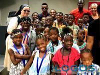 Busto Arsizio - Suor Marcella ad Haiti