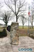 Marcallo con Casone - Il monumento ai bersaglieri