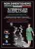 Turbigo - La locandina della conferenza
