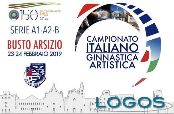 Busto Arsizio - Campionato Italiano di Ginnastica Artistica