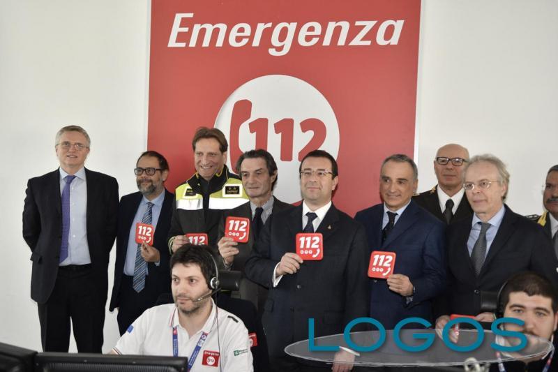Salute - Giornata Europea 'NUE 112'