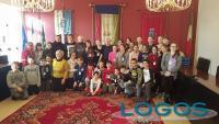 Magnago - Gli studenti in sala consiliare