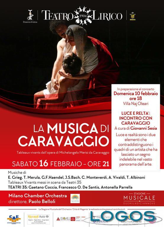 Cultura- Eventi- La musica di Caravaggio