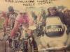 Sport - Il castanese Renzo Bellari con Marco Pantani