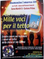 Castano Primo - 'Mille voci per il tetto'
