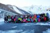 Mesero - Gruppo GAMM sugli sci nel 2019