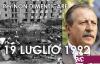 Eventi - Paolo Borsellino (Foto internet)