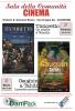 Cuggiono - Tintoretto e Gauguin al cinema, la locandina