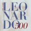 Milano - Leonardo 500, il logo ufficiale