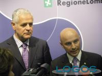 Politica - Luca Del Gobbo e Roberto Formigoni