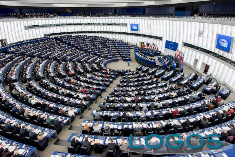 Europa - Parlamento Europeo in seduta plenaria (da internet)