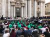 Brescia - Notte Bianca della Fede 2018, la messa