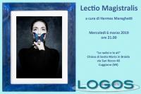Cuggiono - Lectio Magistralis di Hermes Mereghetti, la locandina