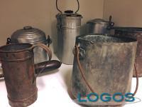 Mesero - Museo della Memoria, vecchie pentole
