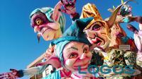 Santhià - Carnevale 2019, un carro allegorico