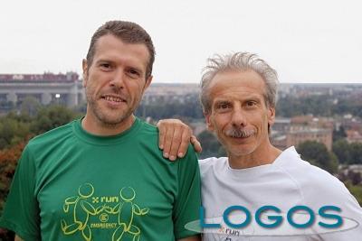 Libri - Giovanni Storti (a destra) e Franz Rossi (Foto internet)