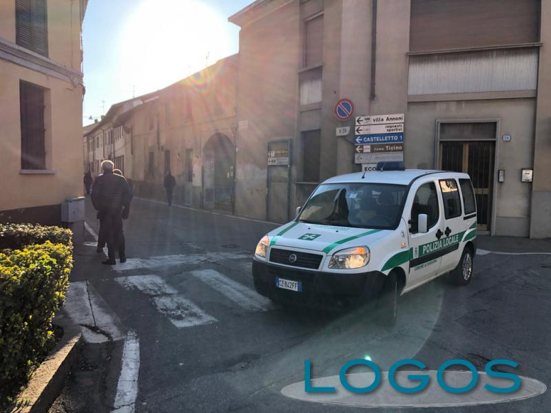 Cuggiono - Incidente in via Beolchi, 19 marzo 2019