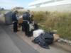 Cronaca - Controlli della Polizia locale sui rifiuti abbandonati (Foto internet)