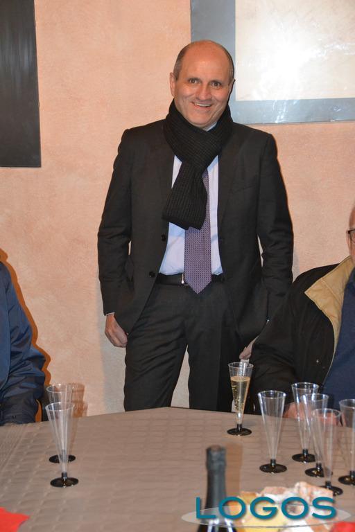 Marcallo - Il sindaco Massimo Olivares