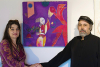 Cultura - Ahmed Ben Dhiab e Francesca Limoli