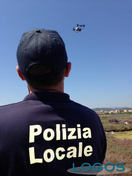 Territorio - Droni per la Polizia locale (Foto internet)