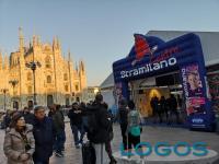 Milano -  Tutto pronto per la StraMilano 2019