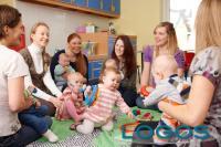 Generica - Mamma ad un incontro (da internet)