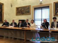 Milano - La firma dell'accordo