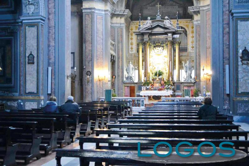 Rubrica 'Frecce sui giorni nostri' - Una chiesa ormai vuota (da internet)