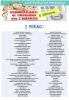 Cuggiono - Lotteria di Pasqua 2019, i premi