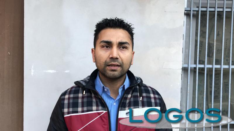Castano Primo - Rizwan Naeem, dell'Associazione Islamica Castanese (Foto d'archivio)