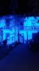 Sociale - Edifici illuminati di blu per l'autismo