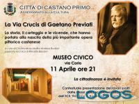 Castano Primo - La Via Crucis di Gaetano Previati