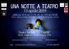 Busto Arsizio - 'Una notte a teatro'