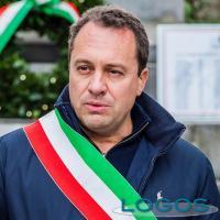 Galliate - Il sindaco Davide Ferrari