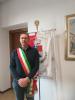 Mesero - Il sindaco Fusè in Comune