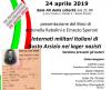 Busto Arsizio - Incontro sui militari intaliani internati 2019