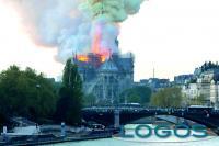 Attualità - L'incendio a Notre Dame (Foto internet)