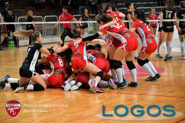 Sport - 'Futura Volley' in festa verso Varese