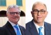 Vanzaghello - I due candidati sindaci: Arconte Gatti e Gian Battista Gualdoni