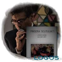 Cuggiono - Mario Tamburello e il libro 'Pinsera Scutuliati'