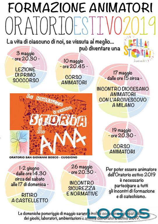 Cuggiono - Corso Animatori 2019