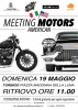 Turbigo - Meeting Motors American: la locandina
