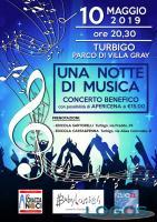 Turbigo - 'Una notte di musica' per AIEA