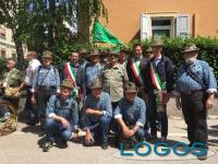 Storie - Un gruppo di Alpini di Castano